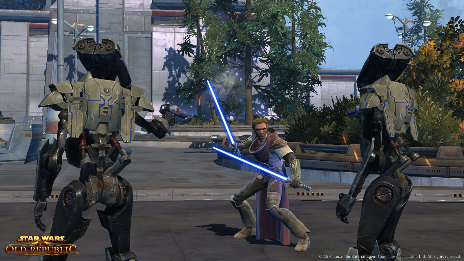 GearDiary Star Wars The Old Republic Launches, My Hands-On Thoughts