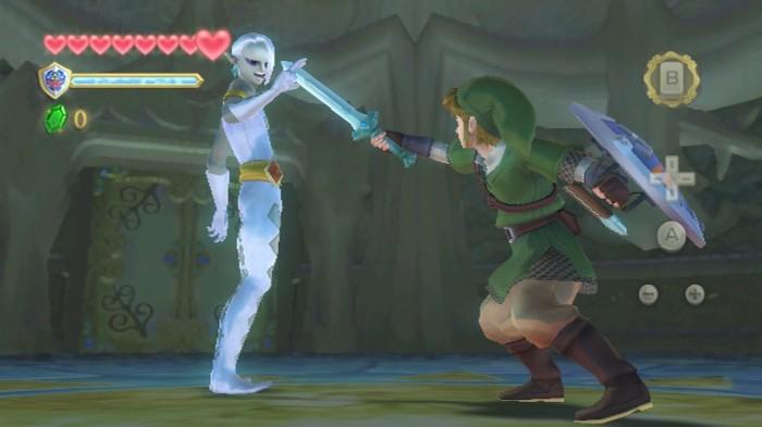 Nintendo Wii Review: The Legend of Zelda: Skyward Sword