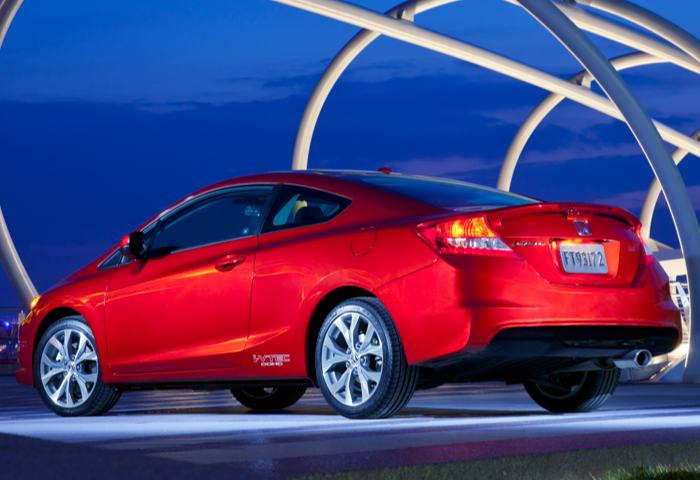 2012 Honda Civic Si: It Wasn't Broke, but They Fixed It Anyway