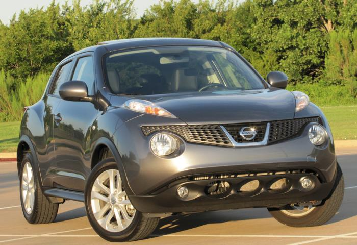 GearDiary Nissan JUKE Puts the 'Fun' in Funky