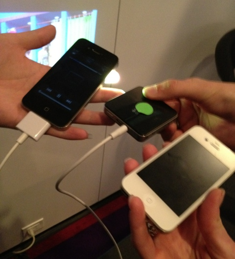 Movies and Streaming Video iPhone CES