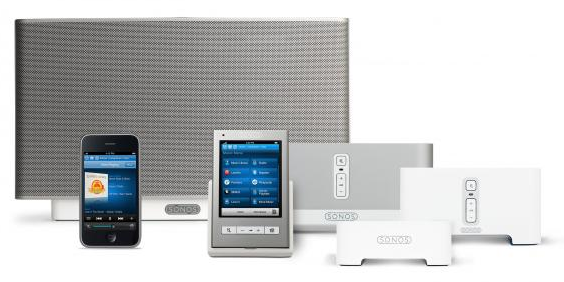 GearDiary Setting Up a Sonos Home Audio System