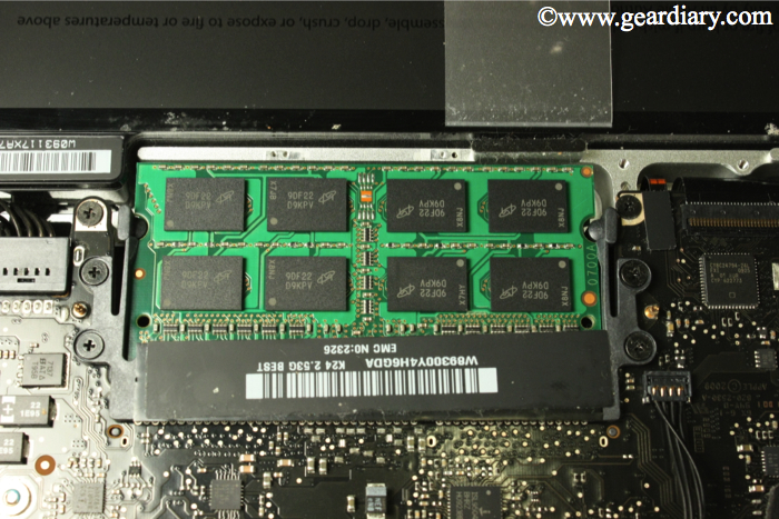 GearDiary Replacing the Fan: How My MacBook Pro Avoided the Trash, Part 3