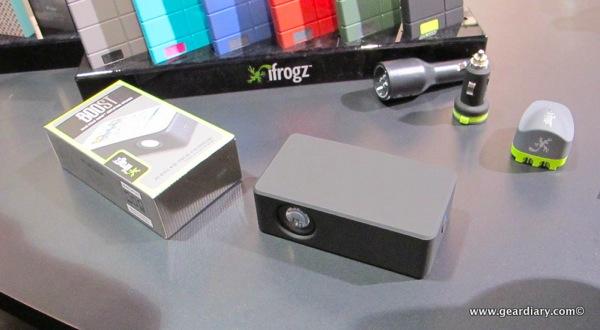 GearDiary ifrogz Boost Near Field Speaker: pre-release first look