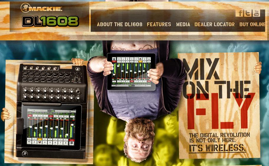 NAMM Music iPad Gear Audio Visual Gear
