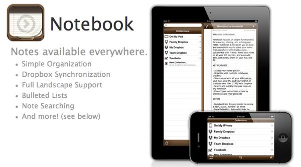 iPhone Apps iPad Apps Dropbox Cloud Computing