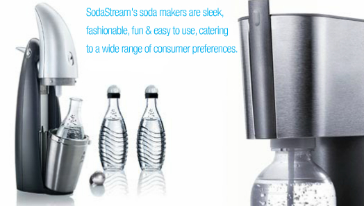 Sodastream | Product Overview