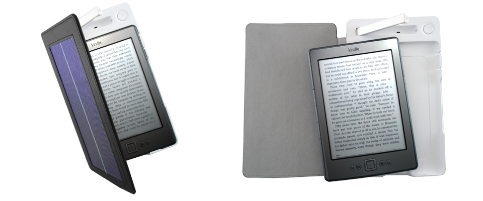 Kindle eReaders CES