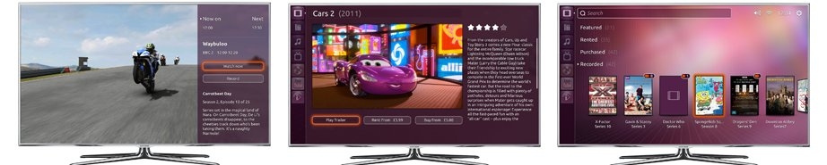 GearDiary CES 2012: Ubuntu to Unveil Ubuntu TV
