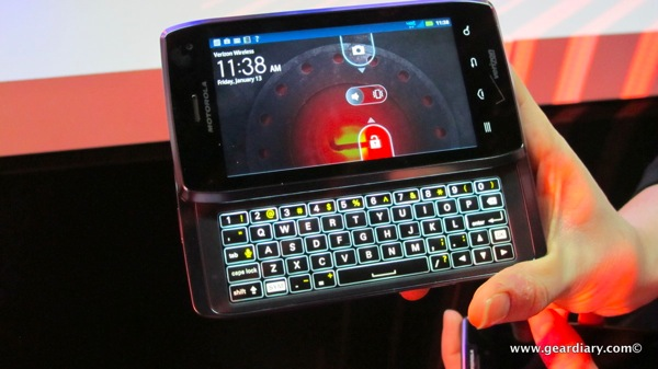 Mobile Phones & Gear CES Android