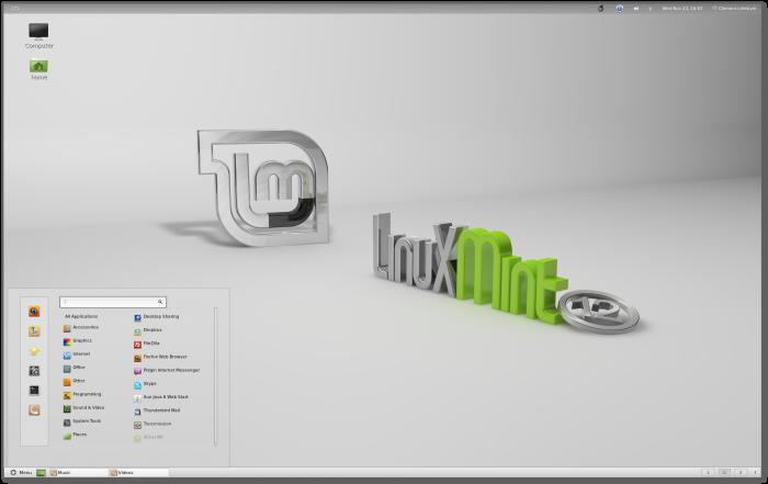 Open Source Linux