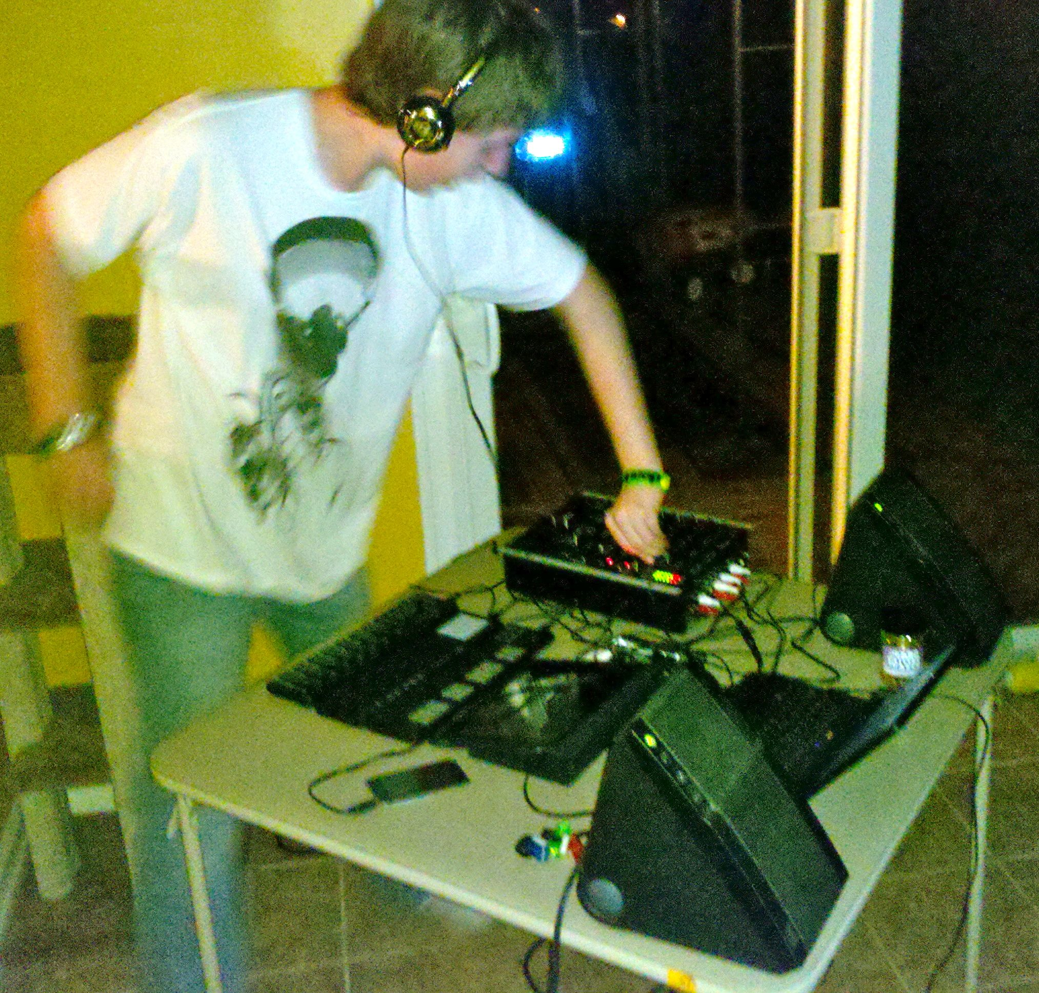 Chris Studio Jam