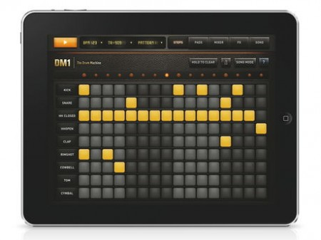 FingerLabs Pounds the Beat with Awesome DM1 iPad Update!