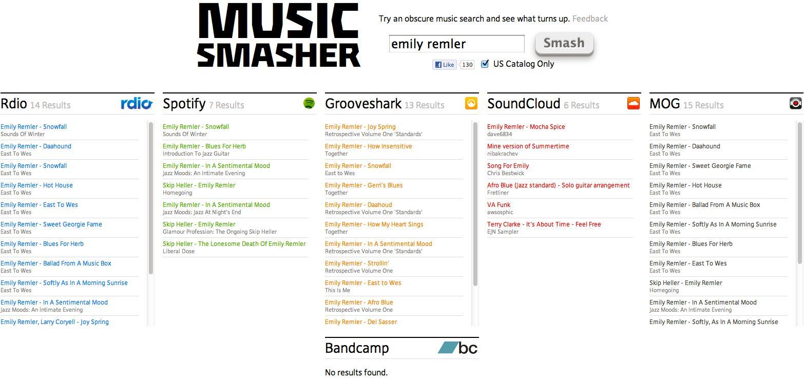 Music Smasher
