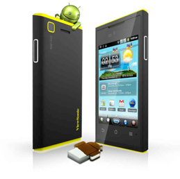 GearDiary The World's First Ice Cream Sandwich Dual-SIM Smartphone Announced at MWC