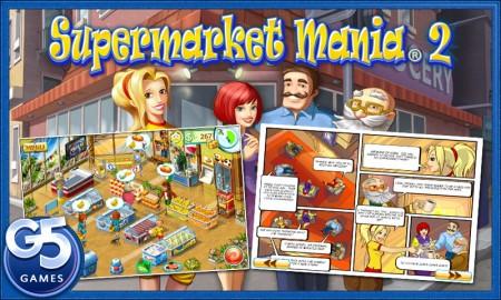 GearDiary Supermarket Mania 2 Kindle Fire 1