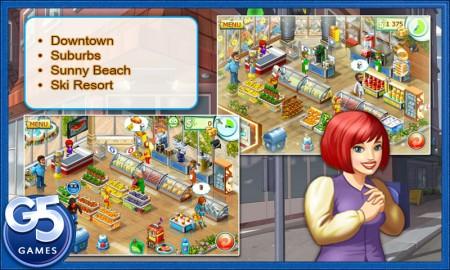GearDiary Supermarket Mania 2 Kindle Fire 4