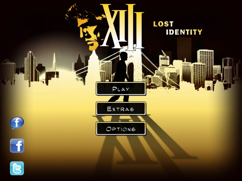 XIII Lost Identity title1