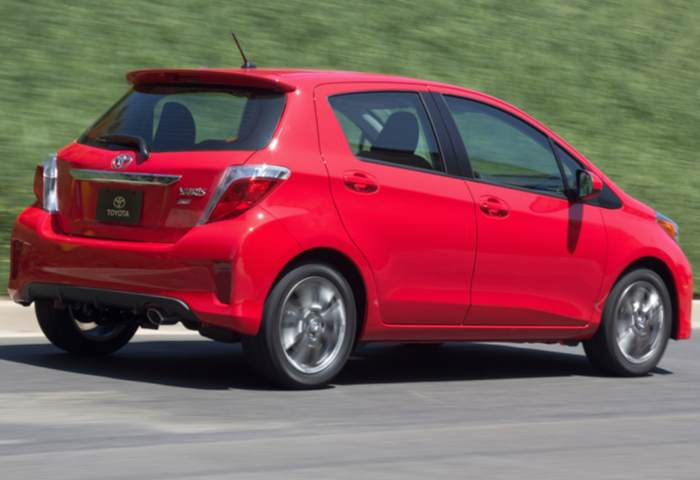 GearDiary 2012 Toyota Yaris Marks Forward Progress for Automaker