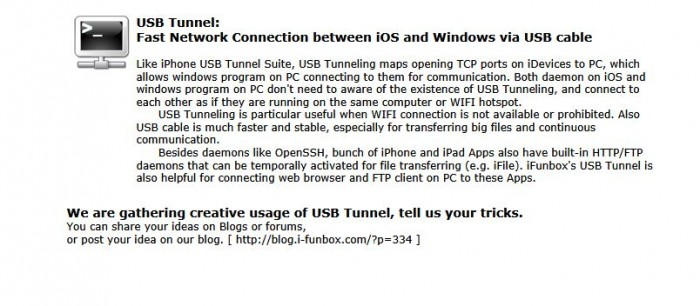i-FunBox App Gives Direct File Access to iOS Devices