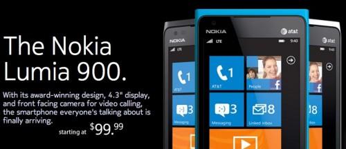 GearDiary Nokia Lumia 900 First Look