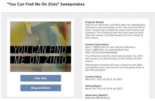 Dan Zinio Influencer 1
