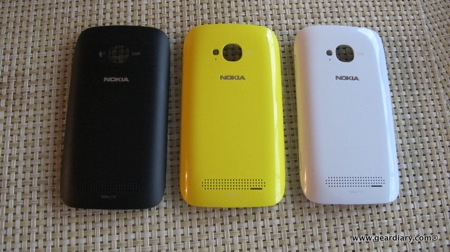 GearDiary Nokia Backtracks on Lumia 710 Backplates