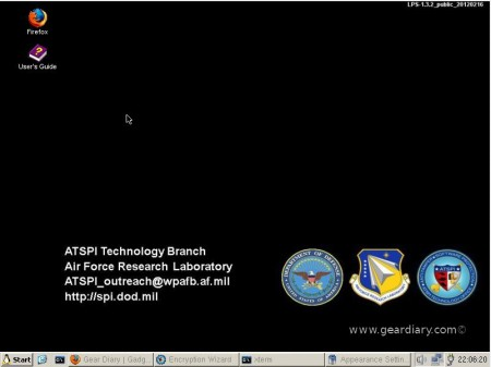 Lightweight Portable Security Linux: The DoD's Linux Distro