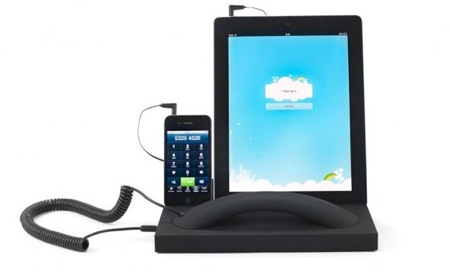 Native Union's Curve Twin Handset Perfect for Multi-Device Professionals