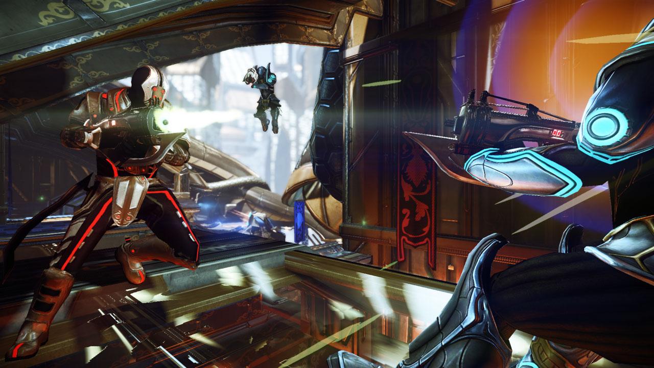 GearDiary XBox Live Game Review: Nexuiz