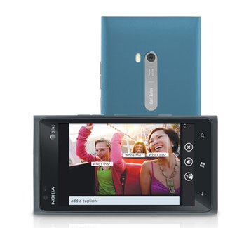 Nokia Lumia 900 - 4G LTE Windows Mobile smartphone from AT&T-1