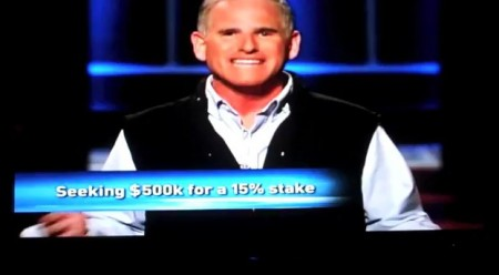 GearDiary Scott Jordan Appears on Shark Tank, but Who Was the Shark? And Who Was the Bait?