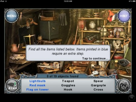 Treasure Seekers IV: The Time Has Come for iPhone Review