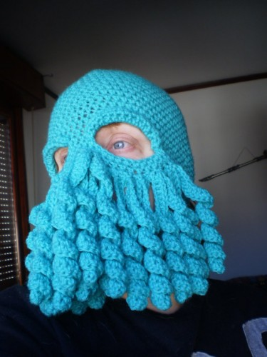 Is That a Cthulhu on Your Face?
