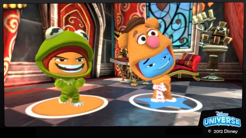 Muppets Costume Pack Launches for Disney Universe