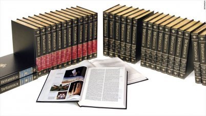 The End of a 244-Year Era As Encyclopedia Britannica Goes Out of Print!
