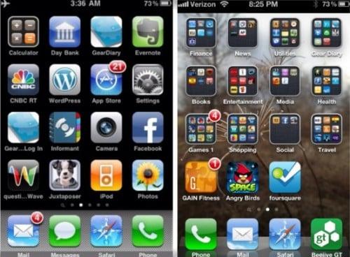 OG iPhone + iPhone 4S