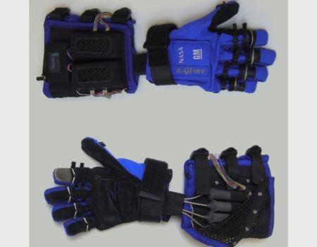 Outta This World: GM/NASA Develop Robotic Glove