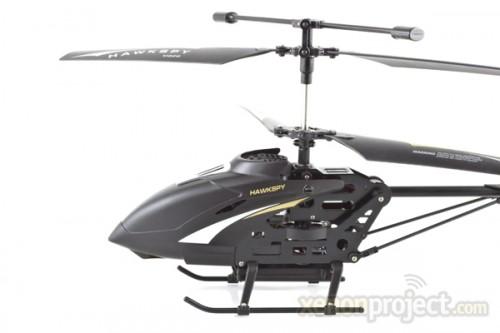 Hawkspy LT-712 Helicopter w/ Spy Camera Review