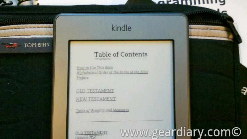 KindleBible