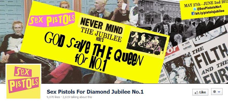 Sex Pistols Number 1