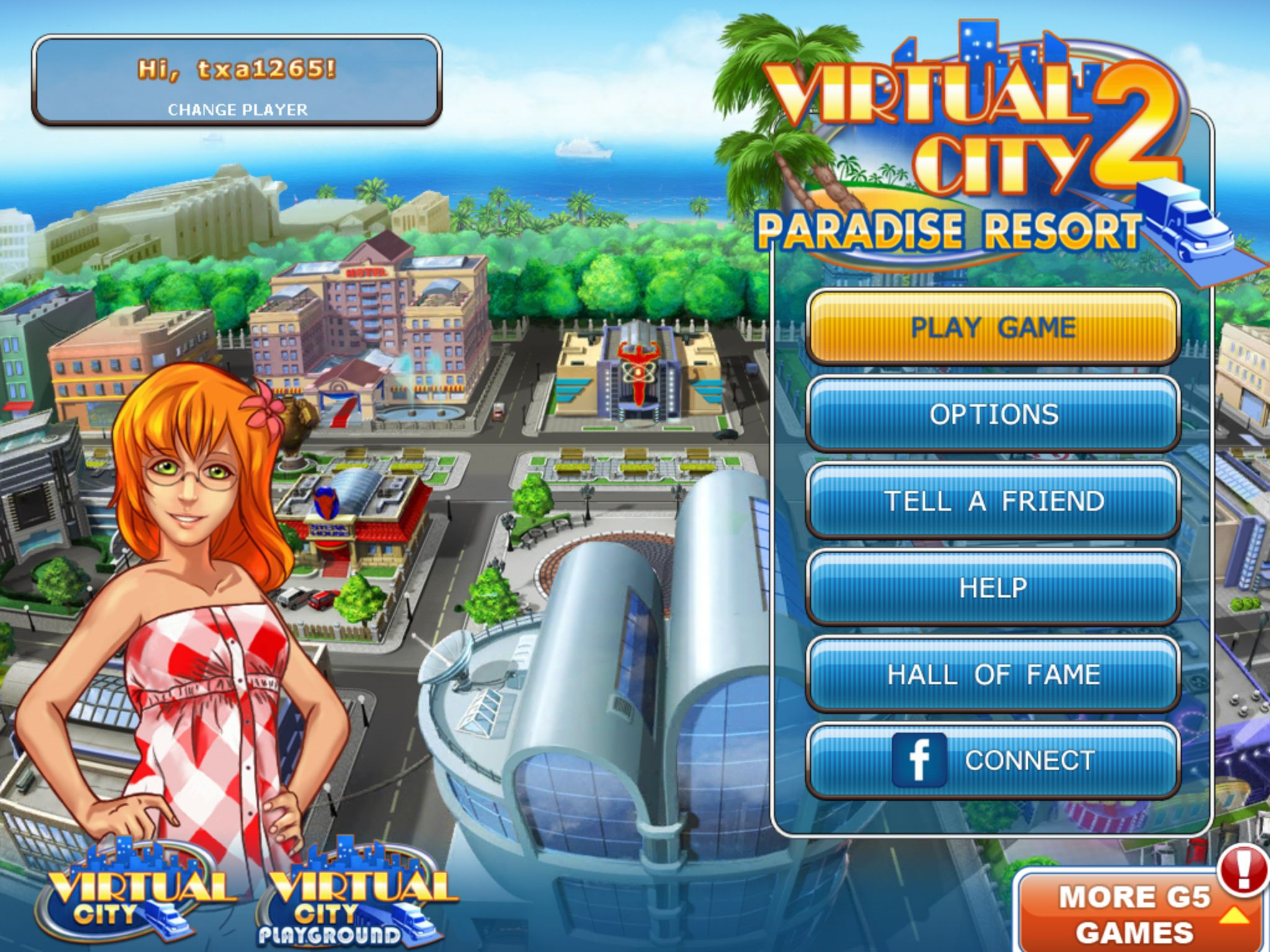 Virtual City 24