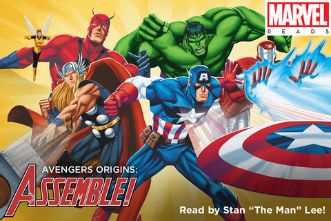 avengers iOS