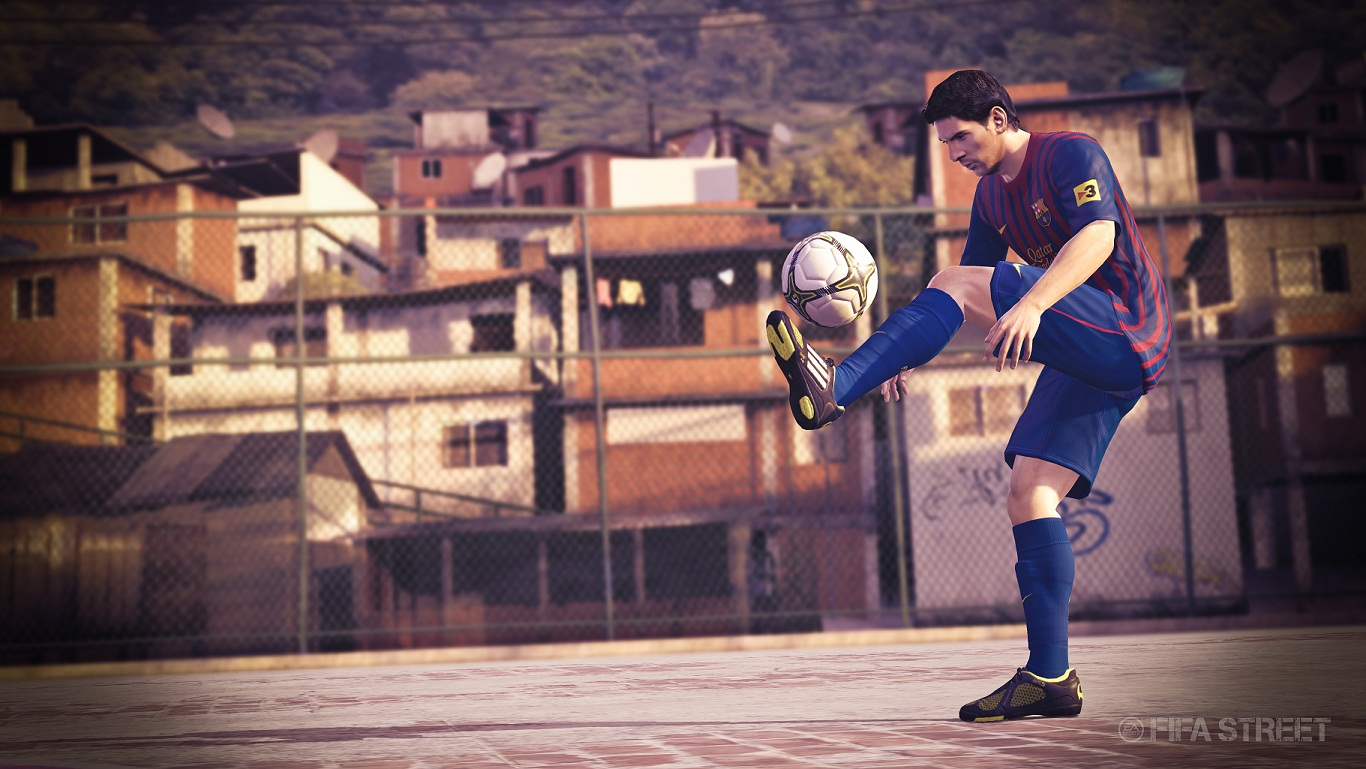 GearDiary FIFA Street for PlayStation 3 Review