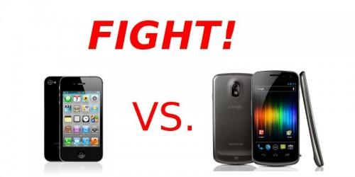 iPhone 4S vs Galaxy Nexus: Which Will I Pick?
