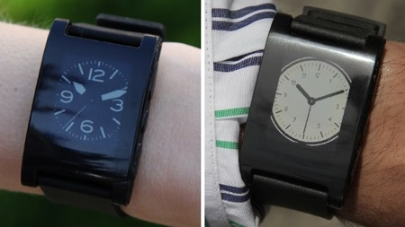 Tech Clothing Pebble Kickstarter iPhone Gear Fashion Bluetooth Android Gear