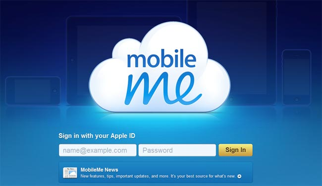 GearDiary Paid-Up MobileMe Subscribers Get to Keep Their Free 20GB for 3 Months More!