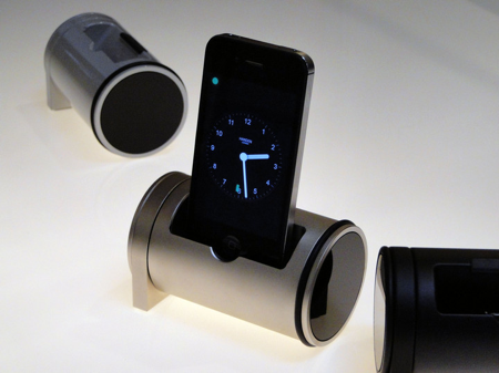 GearDiary ODOC iPhone & iPod Dock Offers Elegant Design, Superior Function