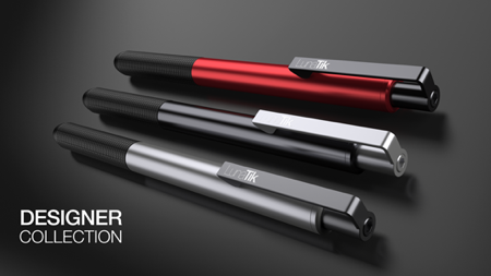 GearDiary LunaTik Touch Pen, the Evolution of the Stylus: Kickstart This!