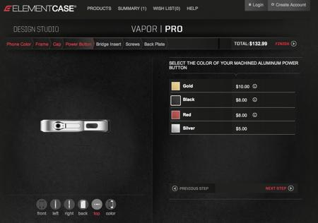 GearDiary ElementCase Design Studio Customized iPhone Cases Review